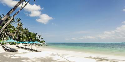 Strand - Four Seasons Resort Koh Samui