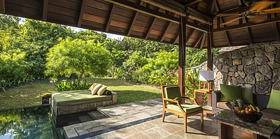 Garden Pool Villa - Four Seasons Resort Mauritius at Anahita