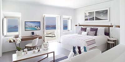 Grace Suite - Grace Santorini, Auberge Resorts Collection