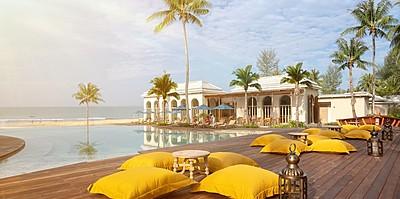 Hauptpool - Devasom Khao Lak Beach Resort & Villas
