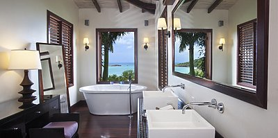 Hillside Pool Suite - Hermitage Bay