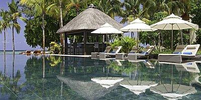 Hilton Mauritius - Pool