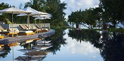 Infinity Pool - Raffles Seychelles