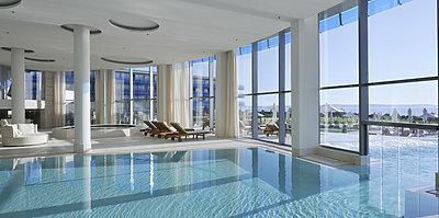 Innenpool - Falkensteiner Hotel & Spa Iadera