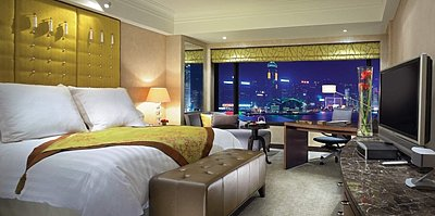 InterContinental Hong Kong - Contemporary Superior Harbour View