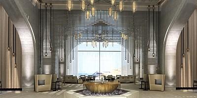 Lobby - Jumeirah Muscat Bay