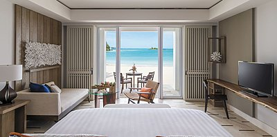 Junior Suite Hibiscus Beach Access - Shangri-La's Le Touessrok Resort & Spa