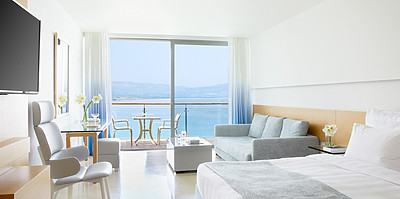 Junior Suite - Lindos Blu Luxury Hotel & Suites