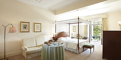 Junior Suite - Quinta Jardins do Lago
