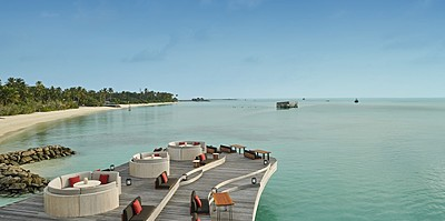 KATA Rooftop Lounge - Fairmont Maldives Sirru Fen Fushi