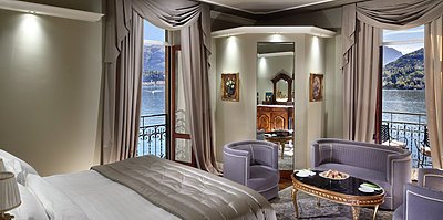 Lake View Deluxe Room - Grand Hotel Tremezzo