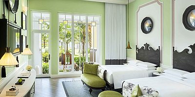 Le Jardin Room - JW Marriott Phu Quoc Emerald Bay Resort & Spa
