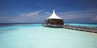 Lighthouse Restaurant - Baros Maldives