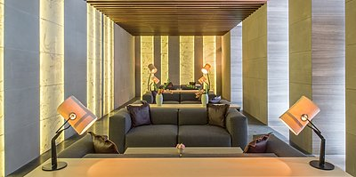 Lobby Lounge - InterContinental Dubai Marina