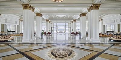 Lobby - Palazzo Versace Dubai