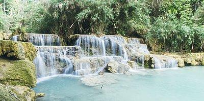 Luang Prabang - Kuangsi Wasserfall