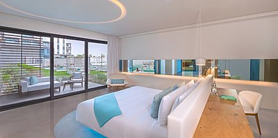 Luux Room (Zimmerbeispiel) - Nikki Beach Resort & Spa Dubai
