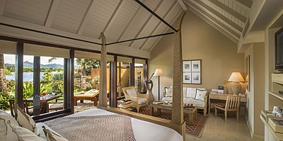 Luxury Pavilion - The Oberoi Beach Resort Mauritius