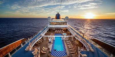 Pool Deck - MS Europa