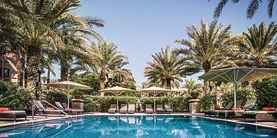 Privatpool der Sommerhäuser - Jumeirah Dar Al Masyaf