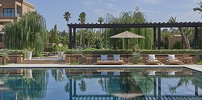 Mandarin Oriental Marrakech - Pool