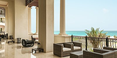 Manhattan Lounge - The St. Regis Saadiyat Island Resort