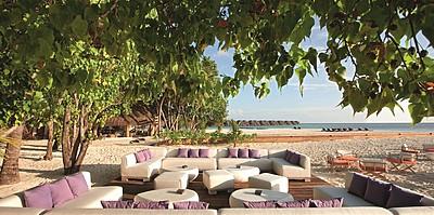 Manta Bar - Constance Moofushi Maldives