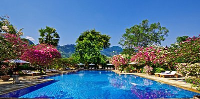 Matahari Beach Resort & Spa - Swimming Pool
