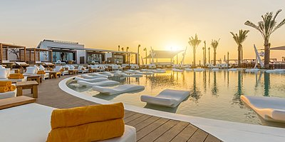 Nikki Beach Club - Nikki Beach Resort & Spa Dubai
