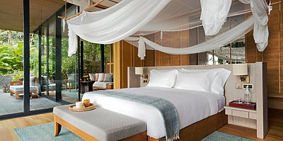 Ocean Pool Villa Suite - Six Senses Krabey Island
