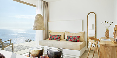 One Bedroom Family Suite - MarBella Elix