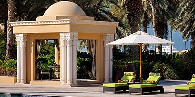 Pool des One&Only Royal Mirage - Residence & Spa