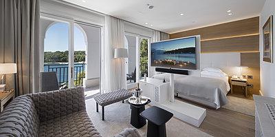 Opuntia Master Room - Villa Hortensia