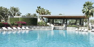 Pool - The Ritz-Carlton, Bahrain