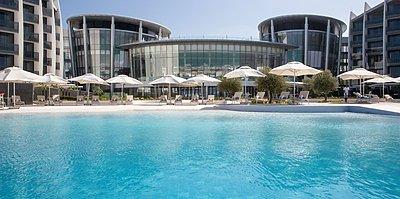Pool des Jumeirah Saadiyat Island Resort, Abu Dhabi