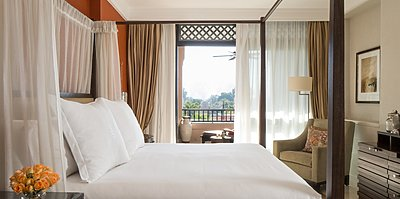 Premier Garden View Terrace Room - Four Seasons Resort Marrakech