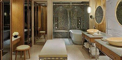 Resort/Ocean Deluxe Badezimmer - Jumeirah Al Naseem