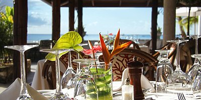 Restaurant - Coral Reef Club