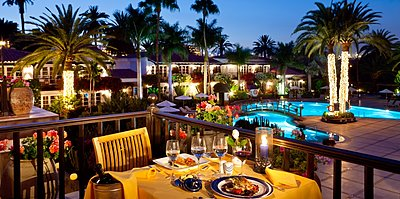 Restaurant - Seaside Grand Hotel Residencia
