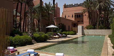Royal Mansour - Pool