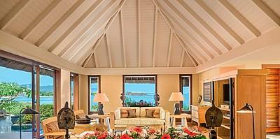 Royal Villa - The Oberoi Beach Resort Mauritius