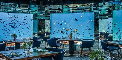 SEA Restaurant - Anantara Kihavah Villas