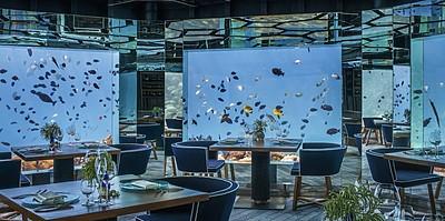 SEA Unterwasserrestaurant - Anantara Kihavah Villas