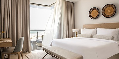 Schlafzimmer Panoramic Ocean Suite
