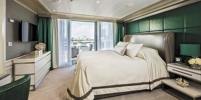 Seven Seas Explorer - Grand Suite