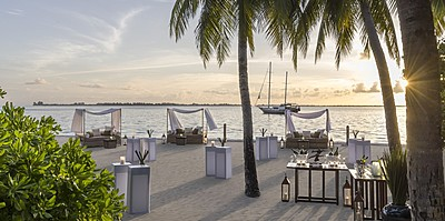 Shangri-La`s Villingili Resort and Spa