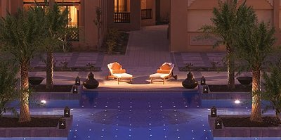 Pool - Sharq Village & Spa, A Ritz-Carlton Hotel
