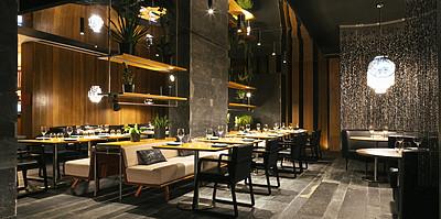 Sidecar Restaurant - Salobre Hotel Resort & Serenity