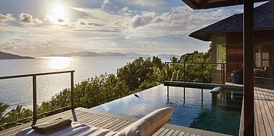Panorama Pool Villa - Six Senses Zil Pasyon