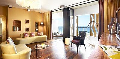 Sky Suite Ocean View - Bohemia Suites & Spa